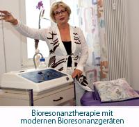 Bioresonanztherapie mit modernen Bioresonanzgeräten in Karlsruhe, Durlach
