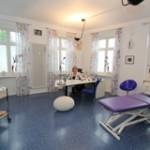 Der Behandlungsraum in der Naturheilpraxis Elke Gerhardt